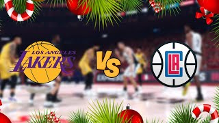 NBA 2K20 - Los Angeles Lakers vs. Los Angeles Clippers - Full Gameplay