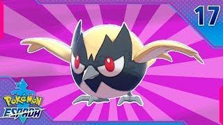 Pokémon Espada Ep.17 - LA EVOLUCIÓN DEL SHINY ES BRUTAL