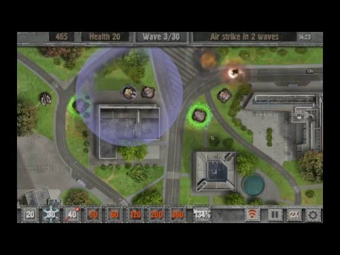 Defense Zone 2 - Gameplay - level 31 - final
