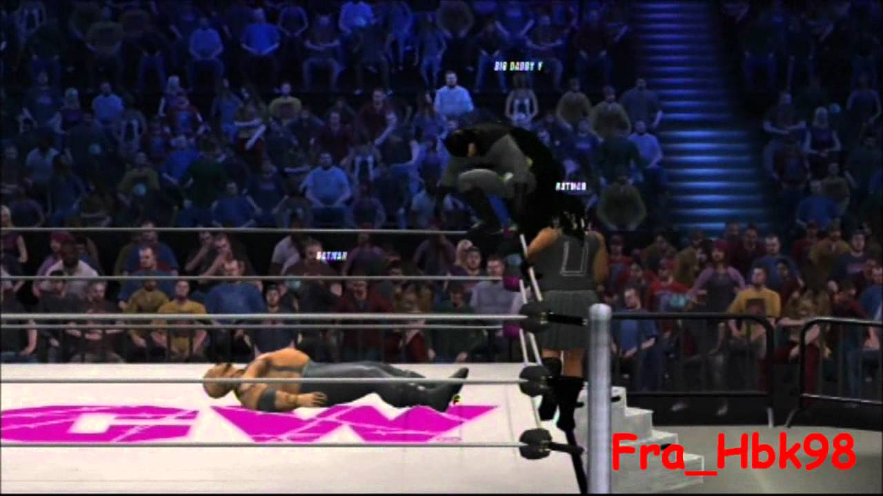 Wwe Kharma Baby Daddy WWE '12 Gameplay, Big ...