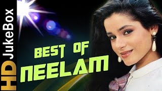 Best Of Neelam Songs | Best Of Bollywood  Songs Collection | Superhit Hindi Songs