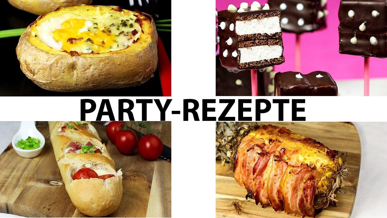 Die Besten Partyrezepte