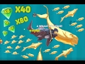 Hungry Shark Evolution MOBY DICK VS BIG DADDY 30 000 000 MILLION POINTS NEW UPDATE mp3