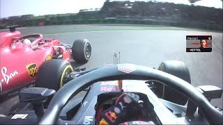 7 Times Max Verstappen Clashed With His Rivals
