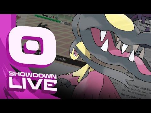 """MEGA MAWILE'S HUGE POWER"" Pokemon Sun & Moon! OU Showdown Live w/PokeaimMD!"