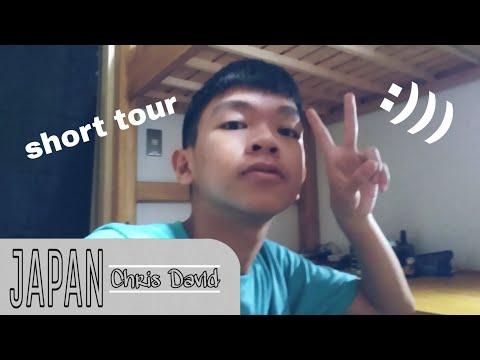ROOM TOUR    Chris David Vlogs