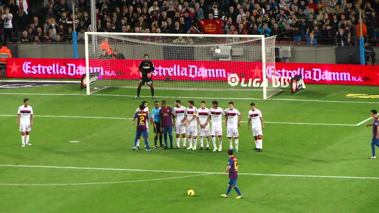 bar199a vs mallorcastrategy freekick alves and messimp4