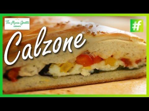 How to Make Calzone | By Maria Goretti