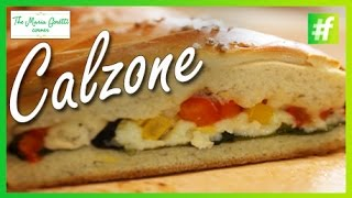 How To Make Calzone | By Maria Goretti