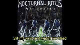 Watch Nocturnal Rites Wake Up Dead video