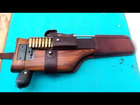 Mauser C96 no schnellfueur French essai