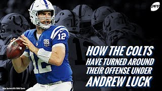 How the Colts have turned around their offense under Andrew Luck | PFF