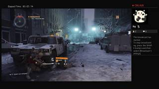 The Division, Part Fourty Two, PS4 Live Broadcast, No Commentary, Walkthrough