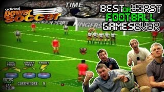 Adidas Power Soccer | Best/Worst Football Games EVER!