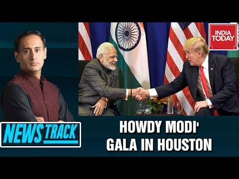 'Howdy Modi' Gala At Houston Along With US Prez; Is Trump Aiming For Massive Vote Bank?| NewsTrack