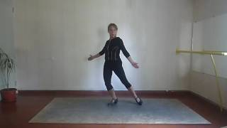 Степ (чечетка) танец Наталья Тимощук