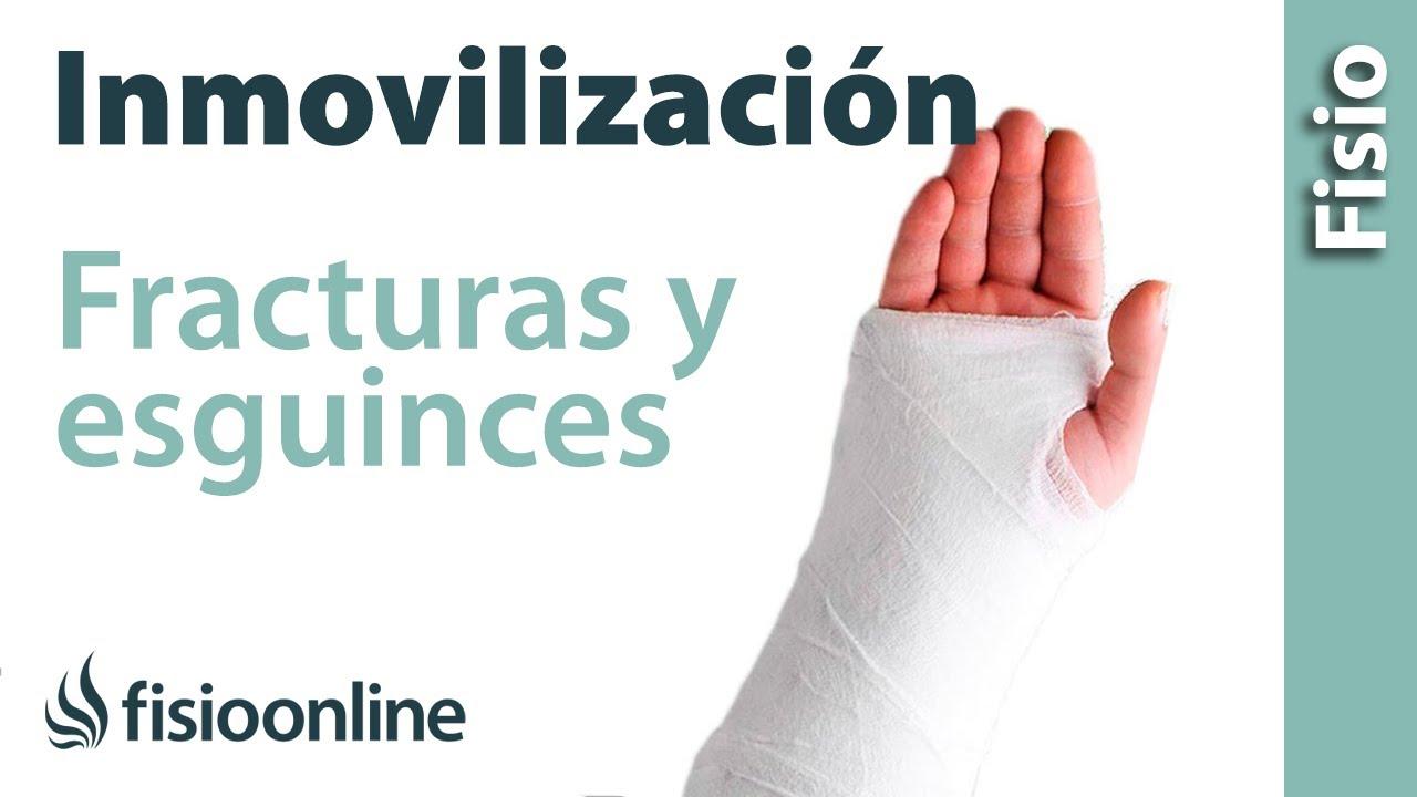 Fracturas De Muñeca Radio Y Cúbito Fases De Curación Y Tratamiento Fisioonline