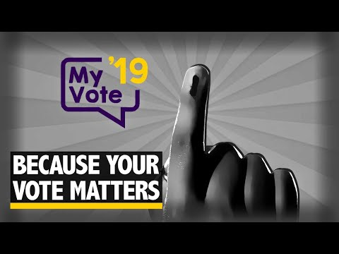 My Vote 2019: Election Coverage Where You, the Voter Matters Mp3