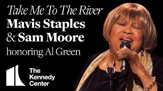 Mavis Staples and Sam Moore - Take Me To the River (Al Green Tribute) | 2014 Kennedy Center Honors
