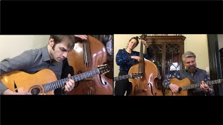 """""""This Is All I Ask,"""" gypsy jazz style"""