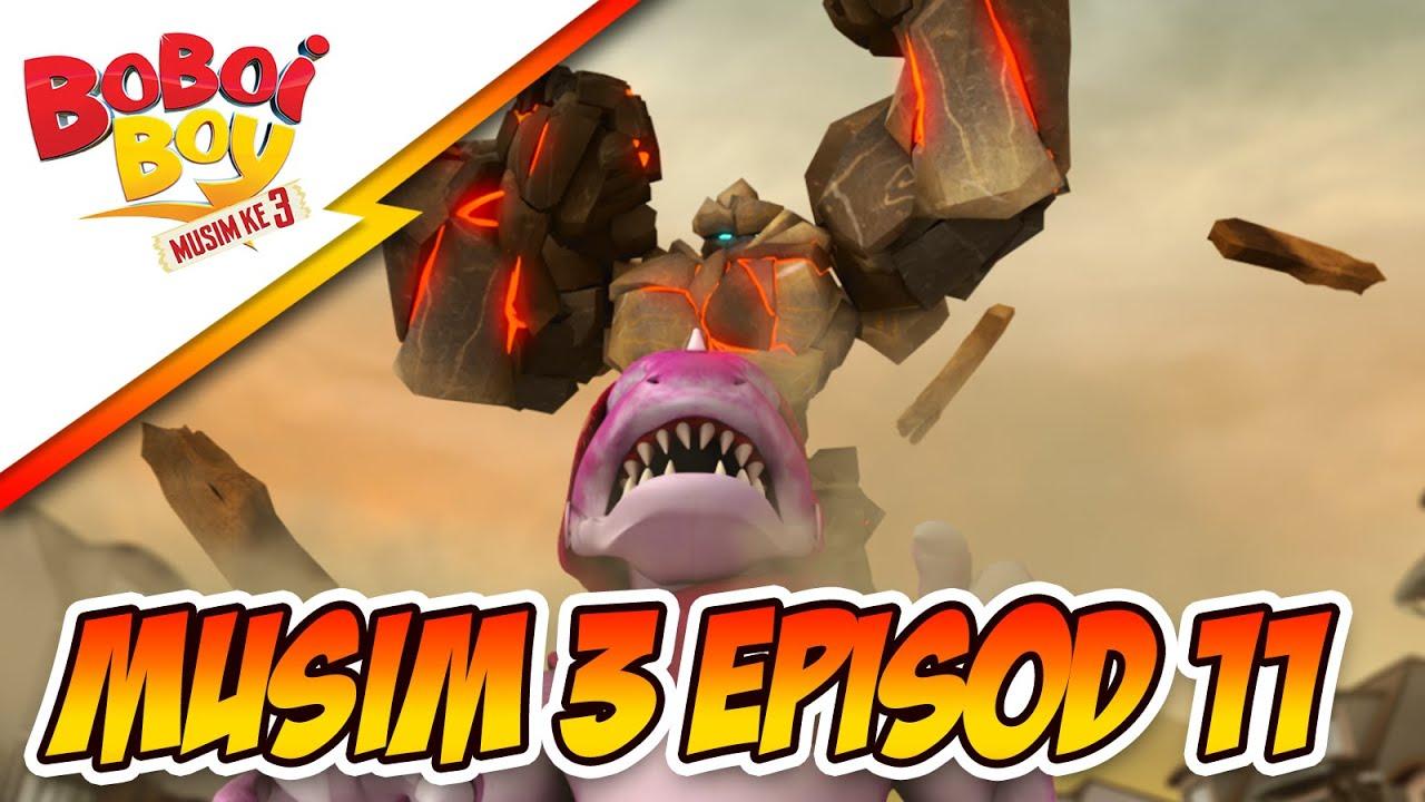 BoBoiBoy Musim 3 Episod 11: Serangan Mama Zila