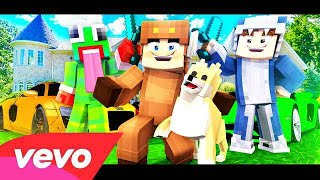 "♫ ""LUCY"" - Minecraft Parody of FEFE by 6ix9ine & Nicki M…"