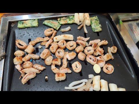 막창과 숯불치킨을 먹어보장!!숯불치킨도!(Makchang,Charcoal-fried Chicken eat!!!!)(B.M Vlog)