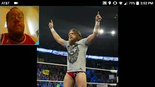 Daniel Bryan Resigns With WWE - DTMP Wrestling Talk