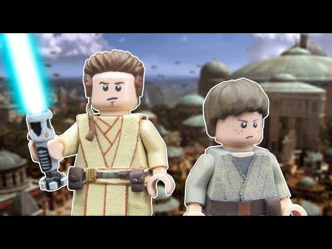 LEGO Star Wars The Phantom Menace Custom Minifigures