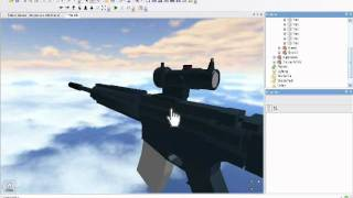 How to create your own M4/M16 Kit - Roblox Tutorial