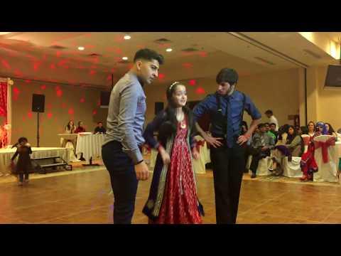 Pakistani Shaadi Dance- Tune Maari Entriyaan
