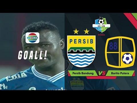 Goal Tembakan Roket Ezechiel – Persib 3 vs 2 Barito Putera | Go-Jek Liga 1 bersama Bukalapak Mp3
