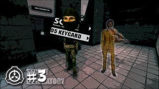 SCP: Secret Laboratory Shenanigans #3