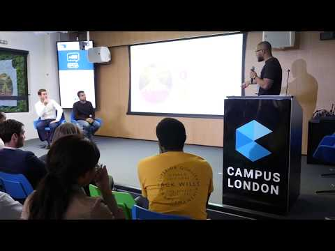 PitchDrive: Pt 2 - 14 African Startups Pitch to Investors in London