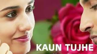 LAGU INDIA*KAUN TUJHE*OFFICIAL VIDEO