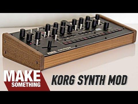 Korg Monologue Analog Synth Mod