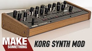 Korg Monologue Analog Synth Mod