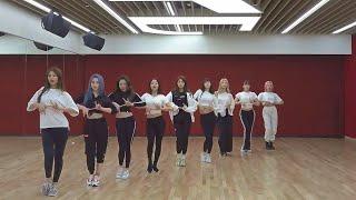 [TWICE - FANCY] dance practice mirrored