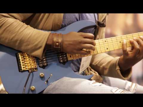 NAMM 2017:   Al Joseph Live At The Dunlop Booth