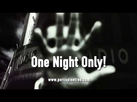 "Porcupine Tree ""Radio Music City Hall"" TV spot"
