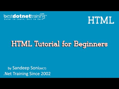 HTML 5 Absolute Beginners Tutorial  –Difference between HTML and XHTML