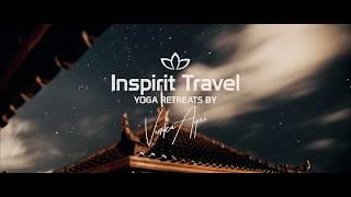 INSPIRIT YOGOVÝ POBYT - VIERKA AYISI ( BALI 2017 - INSPIRIT AGENCY)