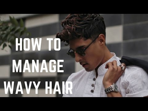 Top Tips To Managing Natural Wavy Hair