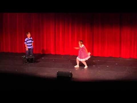 Broadway Dreams Foundation Auditions- Atlanta, GA- Esther Williams