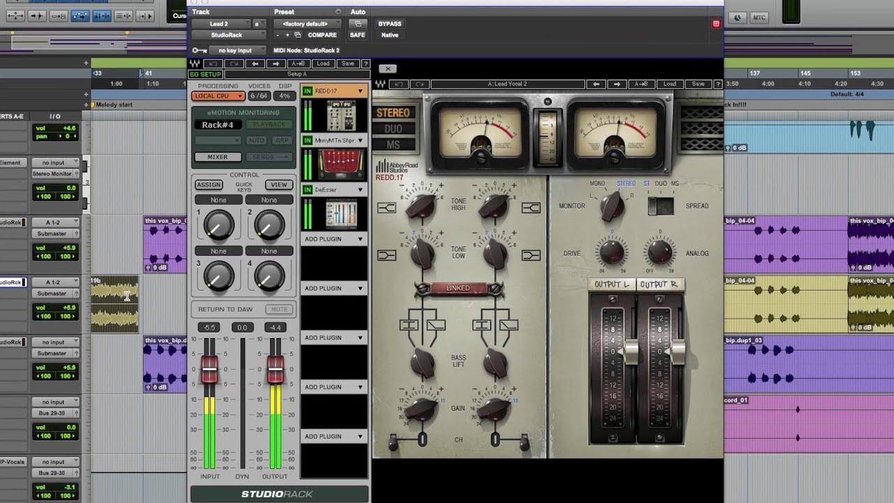 introducing studiorack plugin chainer