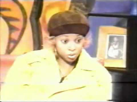 Mary J. Blige on Video LP 1993