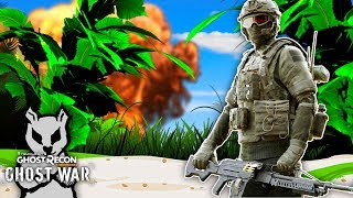 WILDLANDS GHOST WAR - INSANE TEAMWORK SQUAD WIPE   Ghost Recon Wildlands Ghost War Gameplay