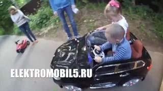 БМВ М333ММ двухместный детский электромобиль(http://Elektromobil5.ru +7 495 215-51-03 Двухместный детский электромобиль БМВ М333ММ на аккумуляторах с резиновыми колесам..., 2016-06-06T09:19:24.000Z)
