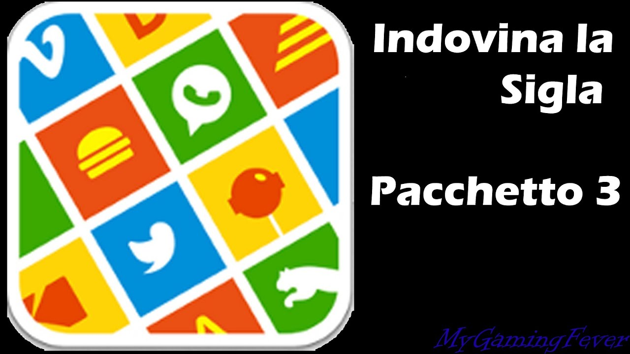 Indovina La Sigla Logo Quiz Soluzioni Pacchetto 3 Youtube