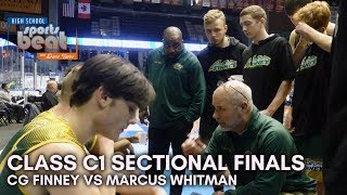 HSSB - CG Finney vs Marcus Whitman - Section V Class C1 Finals - Mar. 9, 2019